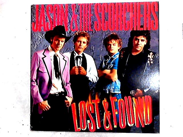 Lost & Found LP by Jason & The Scorchers