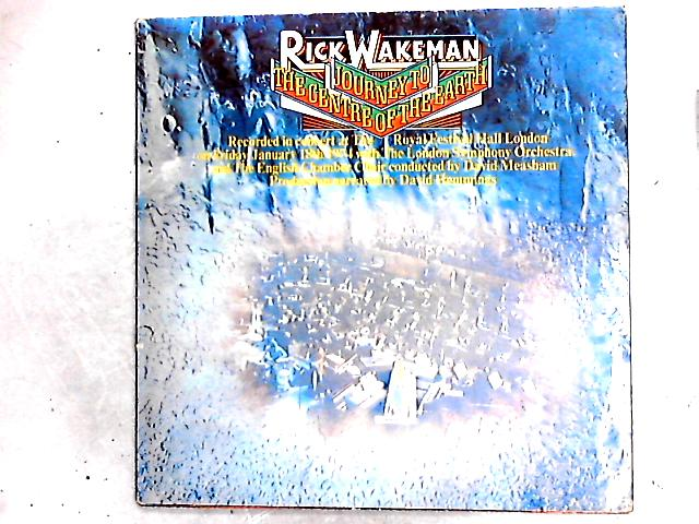 Journey To The Centre Of The Earth LP Gat by Rick Wakeman