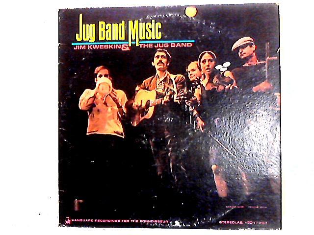 Jug Band Music LP by Jim Kweskin & The Jug Band