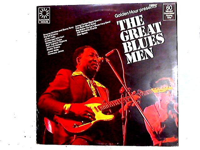 Golden Hour Presents The Great Blues Men Comp By Various