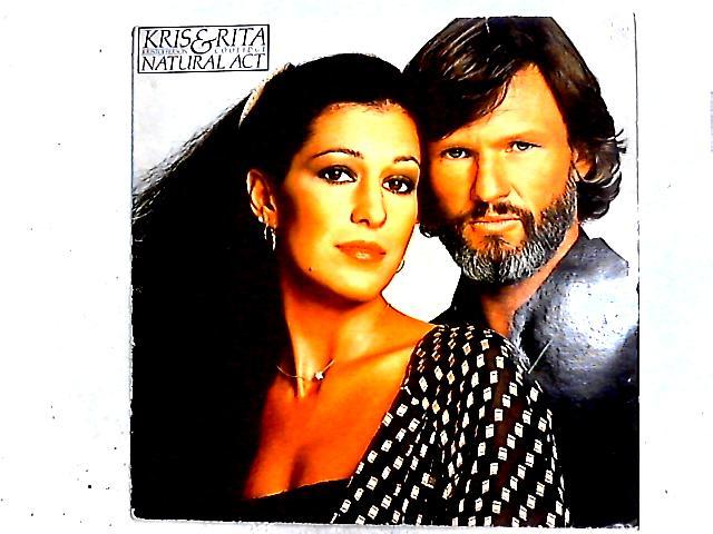 Natural Act LP by Kris Kristofferson & Rita Coolidge