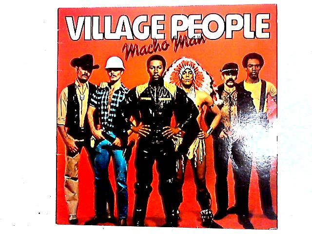 Macho Man LP by Village People