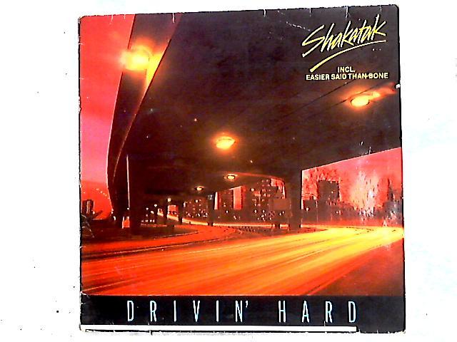 Drivin' Hard LP by Shakatak