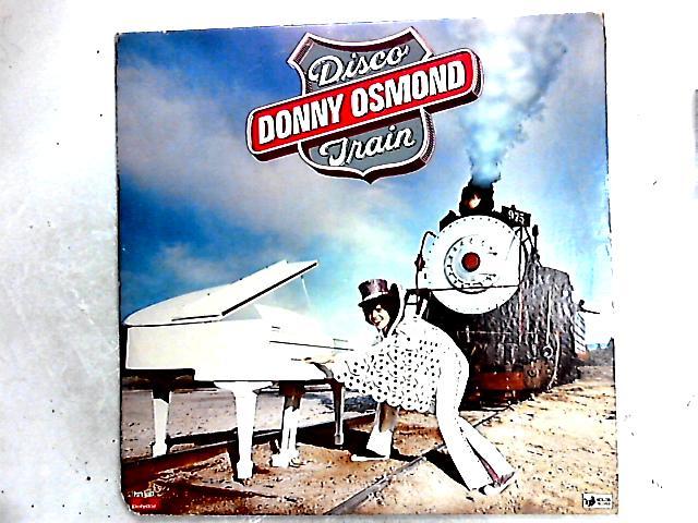 Disco Train LP by Donny Osmond