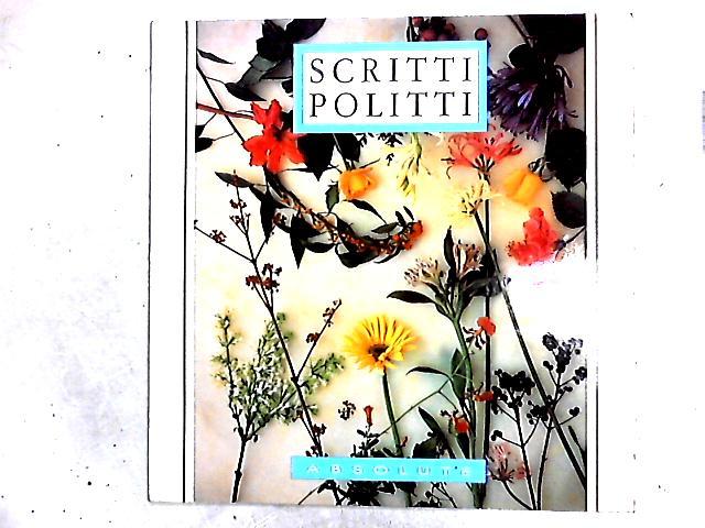 Absolute 12in by Scritti Politti