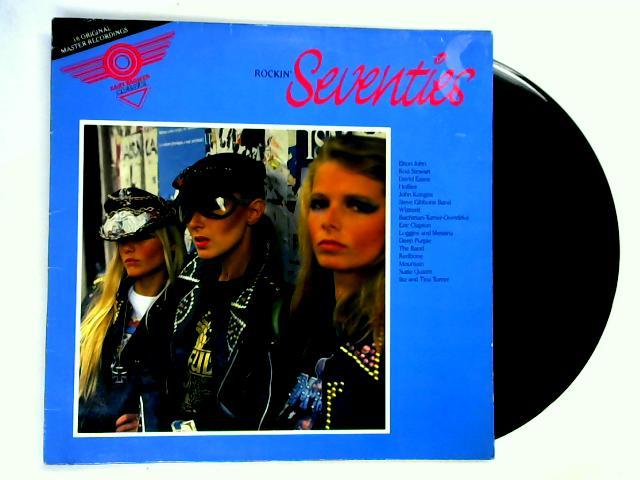 Rockin' Seventies LP 1st by Various
