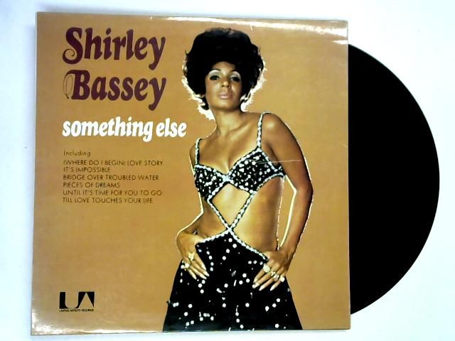 Something Else LP by Shirley Bassey