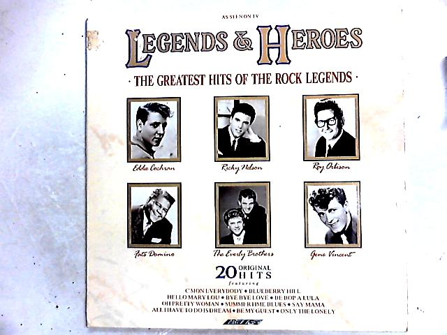 Legends & Heroes Comp Gat by Various