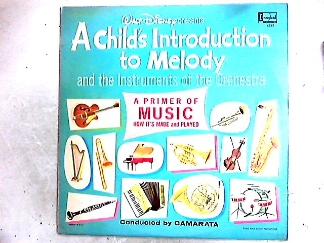 A Child's Introduction To Melody And The Instruments Of The Orchestra LP by Various