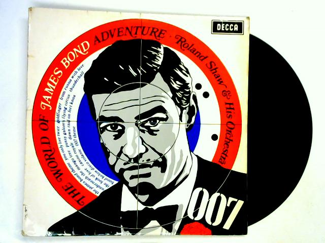 The World Of James Bond Adventure LP 1st by The Roland Shaw Orchestra