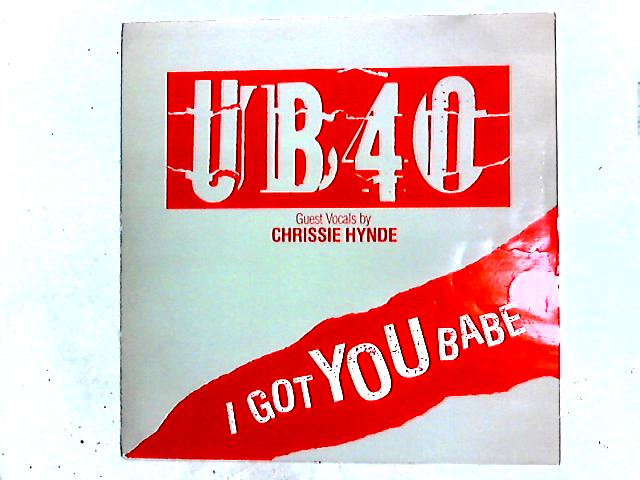 I Got You Babe 12in By UB40