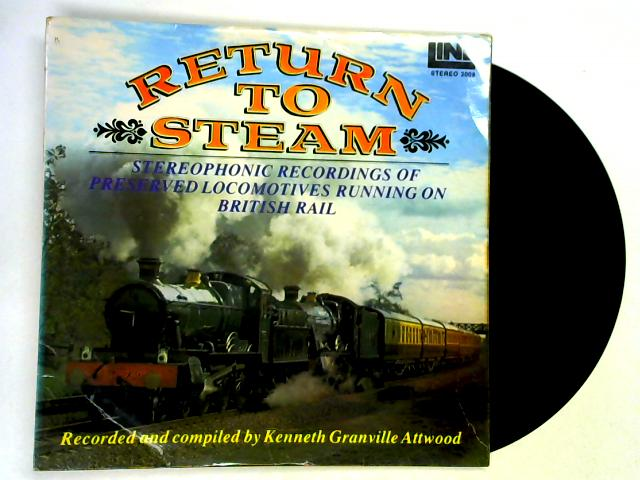 Return To Steam LP By No Artist