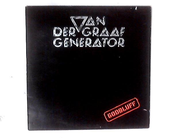 Van Der Graaf Generator The Book