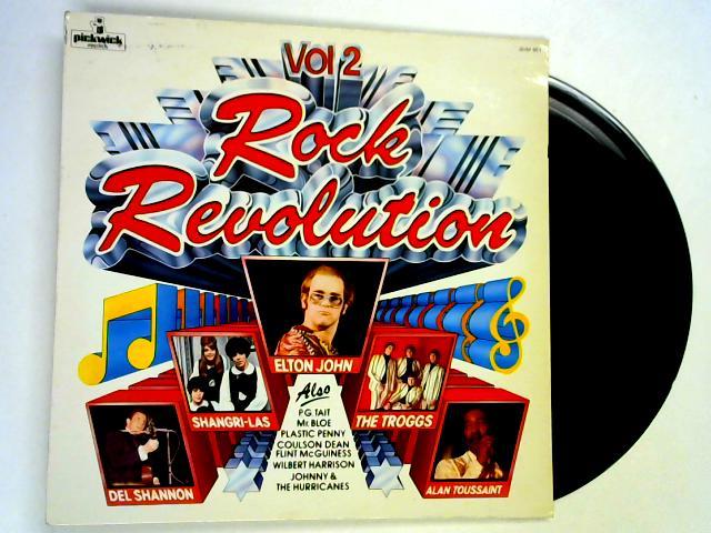 Rock Revolution Vol.2 LP By Various