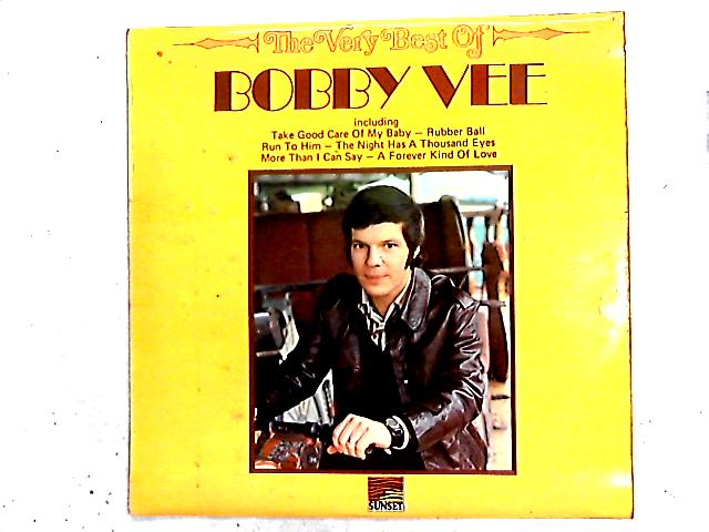 The Very Best Of Bobby Vee Comp By Bobby Vee