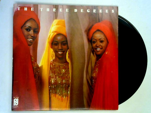 The Three Degrees LP 1st by The Three Degrees