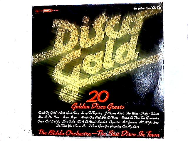 Disco Gold LP by Biddu Orchestra