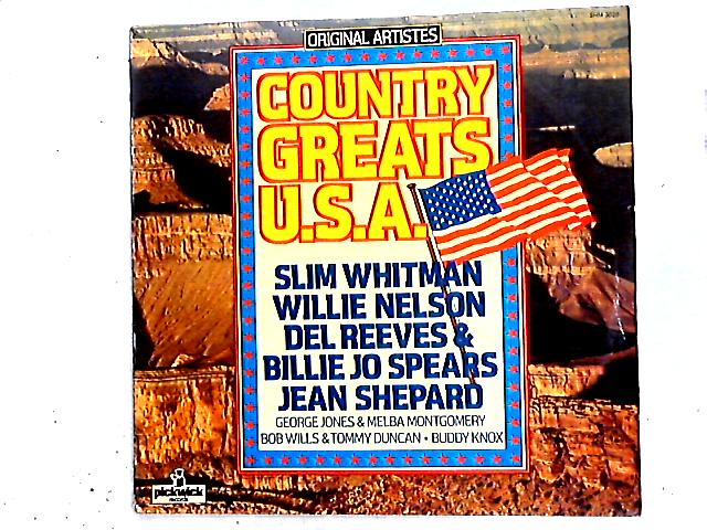 Country Greats U.S.A. Comp by Various