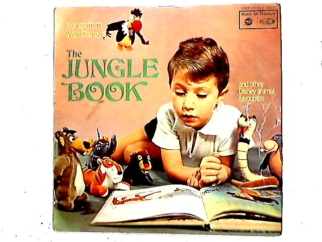 The Jungle Book LP by Mike Sammes Singers
