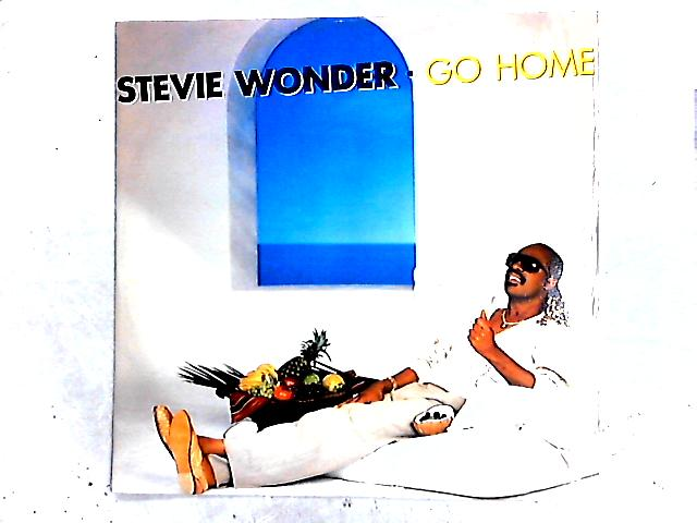 Go Home 12in by Stevie Wonder