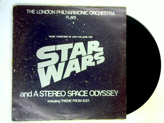 Star Wars/Stereo Space Odyssey LP by LPO / Handley
