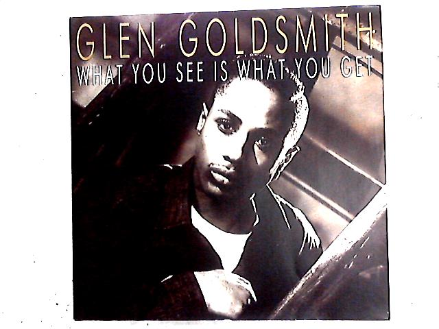 What You See Is What You Get 2LP Gat by Glen Goldsmith