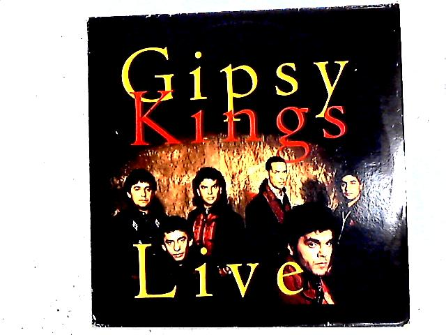 Live LP by Gipsy Kings