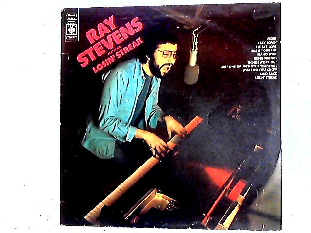 Ray Stevens Featuring Losin' Streak LP by Ray Stevens