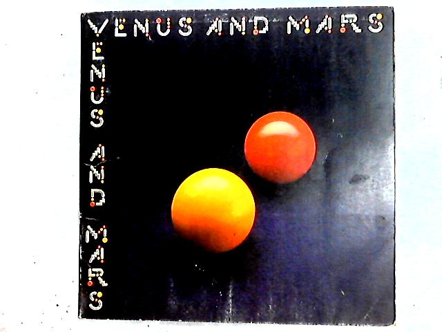 Venus And Mars LP Gat by Wings