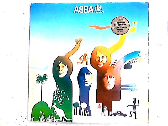 The Album LP Gat by ABBA