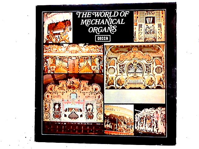 The World Of Mechanical Organs LP By No Artist