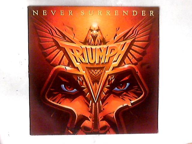 Never Surrender LP by Triumph (2)