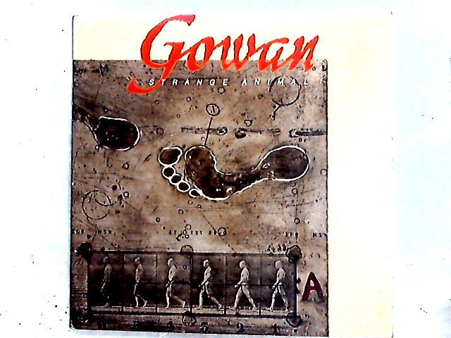Strange Animal LP Gat by Gowan