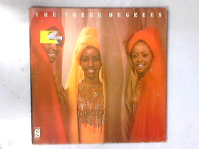 The Three Degrees LP by The Three Degrees