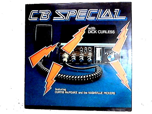 CB Special LP by Dick Curless