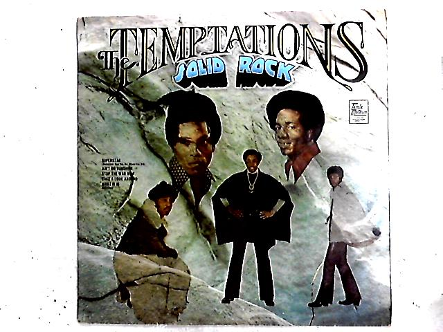 Solid Rock LP by The Temptations