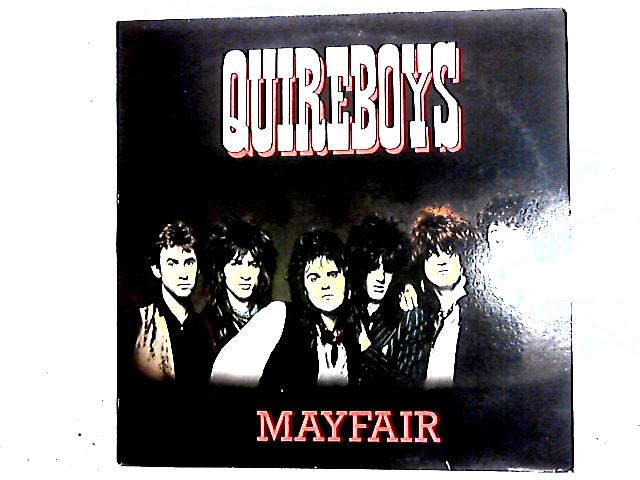 Mayfair 12in by The Quireboys
