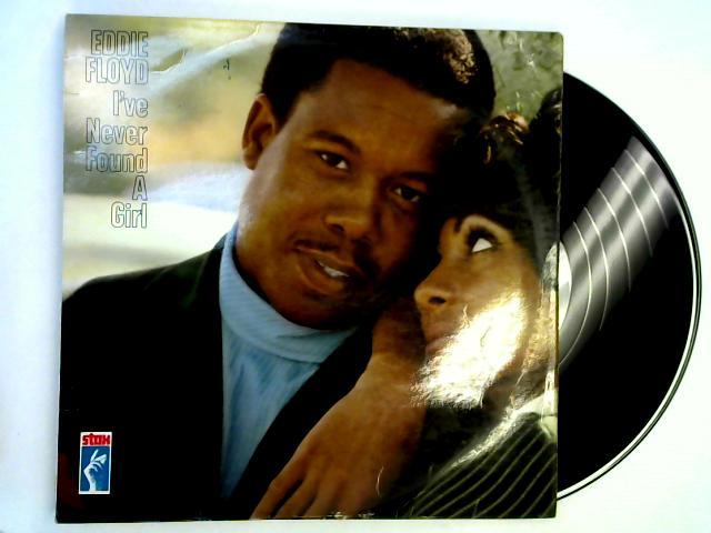 I've Never Found A Girl LP 1st By Eddie Floyd
