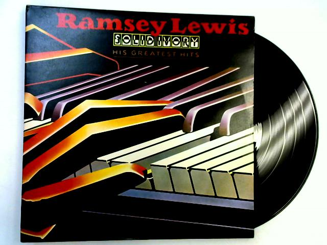 Solid Ivory: His Greatest Hits 2xLP 1st by Ramsey Lewis