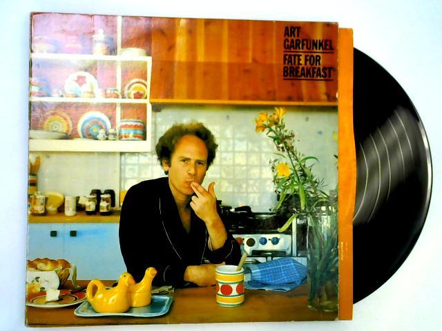 Fate For Breakfast LP by Art Garfunkel