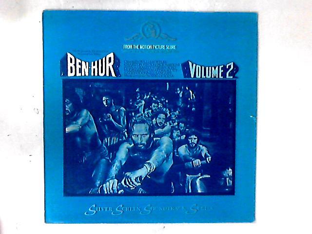 Ben Hur - Volume 2 LP by Miklós Rózsa