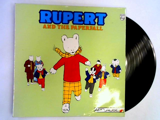 Rupert and the Paperfall LP By Ken Martyne & Mike McNaught