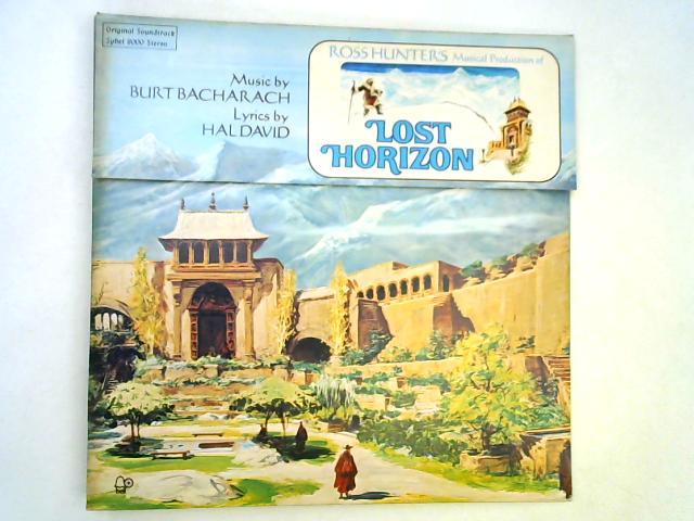 Lost Horizon (Original Soundtrack) LP 1st By Burt Bacharach