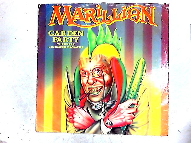 Garden Party (The Great Cucumber Massacre) 12in by Marillion