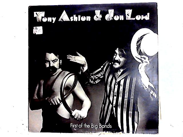 First Of The Big Bands LP by Ashton & Lord