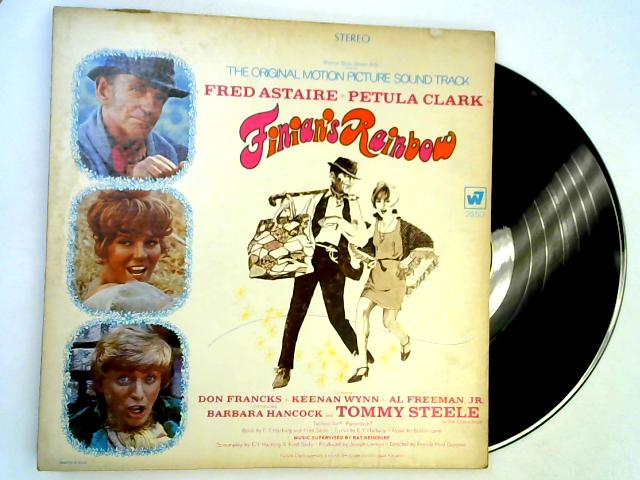 Finian's Rainbow (Original Motion Picture Soundtrack) LP By Fred Astaire & Petula Clark