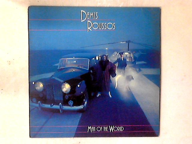 Man Of The World LP by Demis Roussos