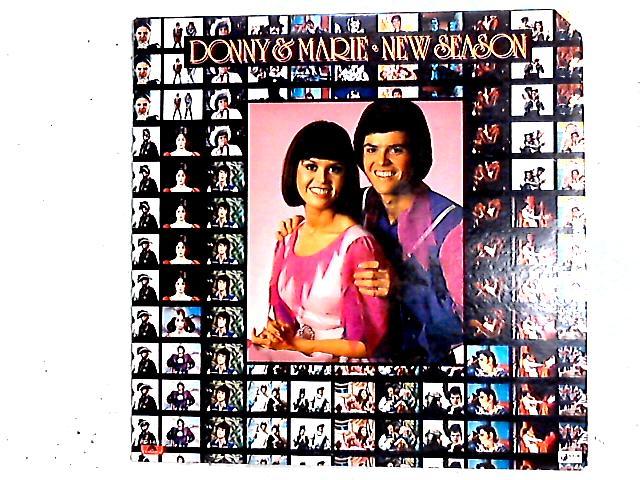 New Season LP by Donny & Marie Osmond