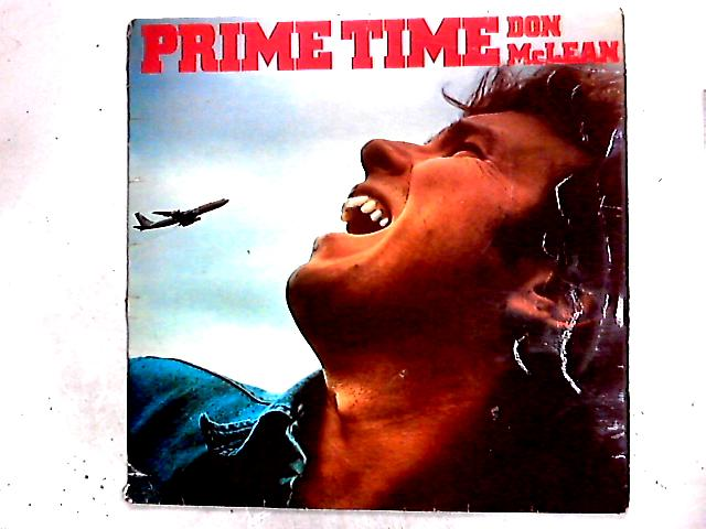 Prime Time LP by Don McLean