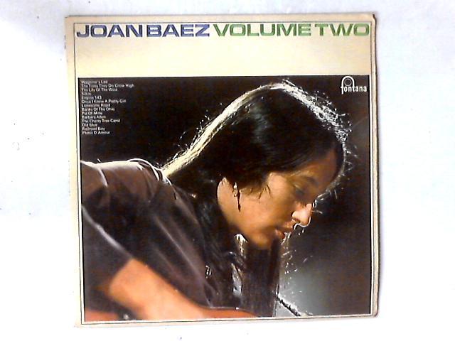 Joan Baez, Vol. 2 LP COMP by Joan Baez